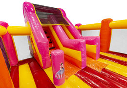 slidebox springkussen prinses