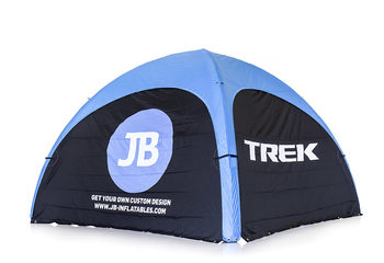 Promo Dome Tent - JB Tent dicht